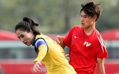 Tuyển nữ Việt Nam thua trắng U16 PVF: HLV Mai Đức Chung vẫn hài lòng