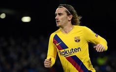 Griezmann 'nổ súng', Barcelona cầm chân Napoli tại San Paolo
