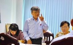 Đại biểu Trương Trọng Nghĩa: 'Đầu nậu, bảo kê xây dựng ở các quận, huyện rất ghê gớm'