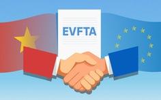 Phối hợp với EU hoàn tất cơ sở pháp lý để thực thi EVFTA