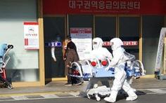 Con gái cảnh báo 'đi vào chỗ chết', nữ bác sĩ 60 tuổi vẫn tiến về Daegu