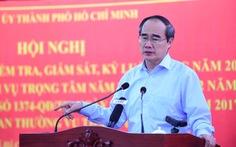 Bí thư Nguyễn Thiện Nhân: Không thể chính quyền làm sai mà quận huyện ủy không biết
