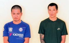 Bắt khẩn cấp 2 thanh niên 'hai ngày cướp một vụ'