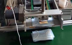 Phát hiện cơ sở sản xuất khẩu trang không phép tại Đồng Nai