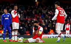 Youssef El Arabi ghi 'bàn thắng vàng' phút 120 giúp Olympiacos thắng 'nghẹt thở' Arsenal