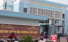 Tạm đình chỉ giám đốc bệnh viện quận Gò Vấp vì thu gom khẩu trang bán lấy lời