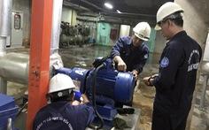 Nhà máy nước Thủ Đức tạm ngưng 8 tiếng, 6 quận TP.HCM bị ảnh hưởng