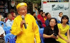 Nhà nghiên cứu 98 tuổi ra mắt 'rừng Nho bể Thánh' đất Nam Bộ