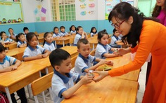 TP.HCM cho học sinh lớp 12 nghỉ học đến 8-3, còn lại nghỉ đến 15-3