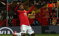 Cầu thủ mới đến từ Trung Quốc lập công giúp Manchester United giành vé đi tiếp