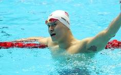 Kình ngư Trung Quốc Sun Yang bị cấm thi đấu 8 năm