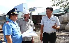 Nhiều nhà thầu đào đường bê bối, cản trở giao thông tại TP.HCM