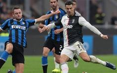 Dời 'đại chiến' Juventus - Inter Milan sang tháng 5 vì COVID-19