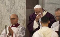 Giáo hoàng Francis hủy các sự kiện chính ngày thứ ba liên tiếp
