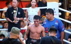 Võ sĩ Philippines sưng hết hai mắt sau trận tranh đai WBO châu Á