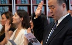 Mỹ tăng tước quốc tịch