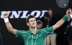 Vô địch Giải Úc mở rộng, Djokovic soán ngôi Nadal để trở lại ngôi số 1 thế giới
