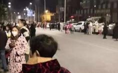 Động đất làm rung chuyển Thành Đô, chưa có thương vong