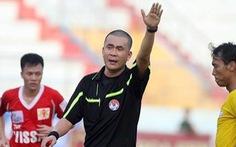 Cựu còi vàng Nguyễn Trọng Thư không vượt qua bài kiểm tra thể lực trước mùa giải 2020