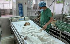 Đặt nội khí quản qua ống nội soi cấp cứu bệnh nhân thai ngoài tử cung vỡ