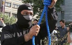 Iran tuyên án tử hình một gián điệp cho Mỹ