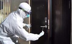 Nhà khoa học Trung Quốc lần đầu phát hiện virus corona trên tay nắm cửa