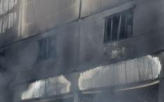 Điều tra nguyên nhân kế toán chết cháy tại trụ sở UBND xã