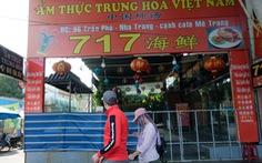 Du lịch Nha Trang trầm lắng, cửa hàng đóng im ỉm vì vắng khách Trung Quốc