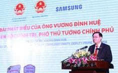 Đề nghị Samsung giúp doanh nghiệp Việt tham gia chuỗi cung ứng toàn cầu
