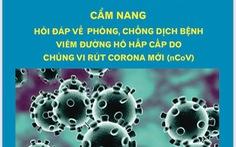 TP.HCM phát 5,4 triệu cẩm nang về bệnh do virus corona đến dân