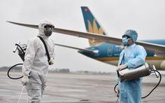 Máy bay Vietnam Airlines được khử trùng phòng dịch corona như thế nào?