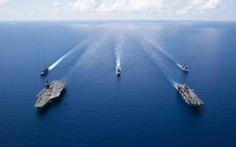 Tuần tra hàng hải của Mỹ ở Biển Đông đạt con số kỷ lục