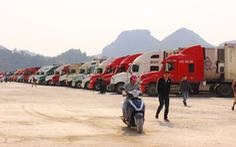 Bộ Công thương khuyến cáo hạn chế đưa hàng lên biên giới