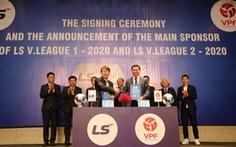 V-League 2020 đón nhà tài trợ mới dù chưa biết khi nào có thể khởi tranh