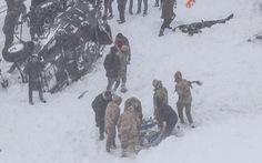 Số người thiệt mạng trong hai vụ lở tuyết liên tiếp tại Thổ Nhĩ Kỳ tăng lên 38