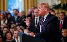 Ông Trump phát biểu 'ăn mừng': Tôi đã vượt qua 'địa ngục'