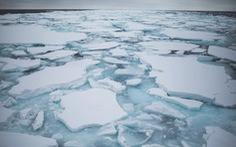 Đến mùa, vùng biển Hokkaido lại vắng bóng những tảng băng trôi
