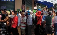 36 tấn khẩu trang đã được xuất ra nước ngoài qua cửa khẩu Tân Sơn Nhất