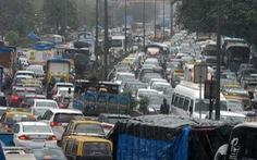Ấn Độ thử nghiệm đèn giao thông duy trì màu đỏ nếu tiếng còi xe quá to