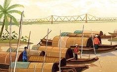 Sách tranh đưa độc giả du ngoạn qua 3 dòng sông Bắc - Trung - Nam