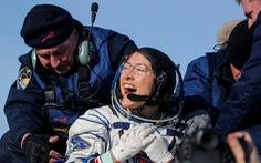 Phụ nữ ghi dấu lịch sử trên không gian