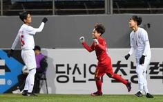 Ngân Thị Vạn Sự: 'Tôi rất hạnh phúc với bàn thắng đầu tiên cho tuyển nữ Việt Nam'