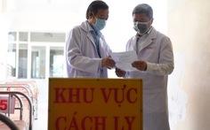 Thứ trưởng Nguyễn Trường Sơn: 'Không loại trừ dịch bệnh tiếp tục diễn biến phức tạp'