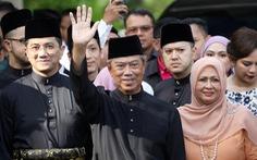 Ông Muhyiddin Yassin vừa tuyên thệ trở thành thủ tướng thứ 8 của Malaysia