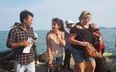 Phú Quốc vẫn đón hơn 10.000 du khách nước ngoài