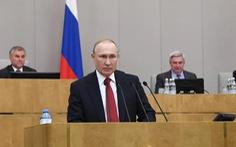 Hạ viện Quốc hội Nga nhất trí cho phép Tổng thống Putin tái tranh cử
