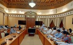 Từ 16-3: TP.HCM tổ chức họp không quá 50 người
