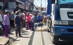 Liên tiếp xảy ra tai nạn chết người ở quốc lộ 50, huyện Bình Chánh, TP.HCM