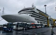 Sở Y tế TP.HCM đề xuất không cho tàu du lịch Silver Spirit vào cảng TP.HCM