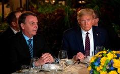 Bị truyền thông đồn dương tính, Tổng thống Brazil phản bác nhanh chóng